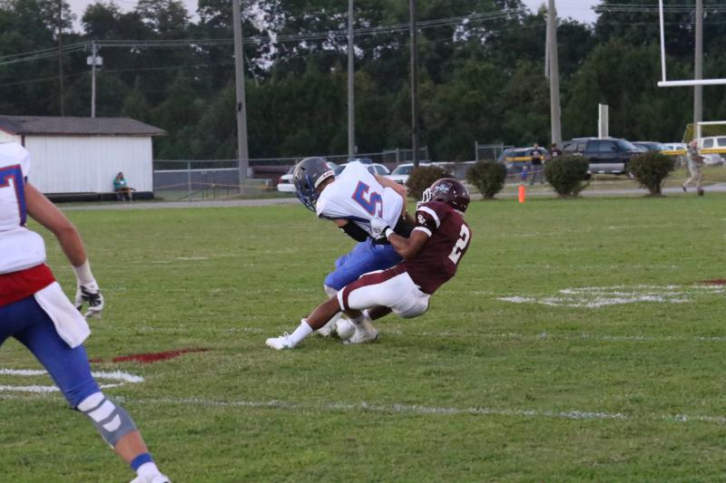 Page offense erupts in win over Spring Hill