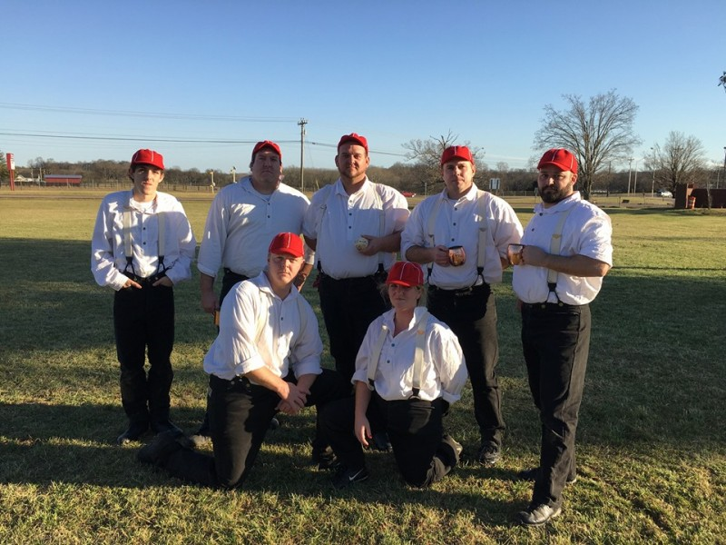 Vintage Base Ball teams plan multiple matches Saturday at historic site