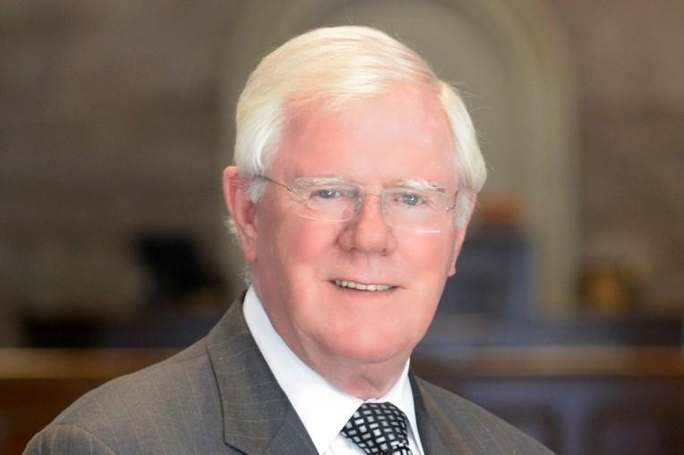Sargent honored for help in legislature on historic preservation