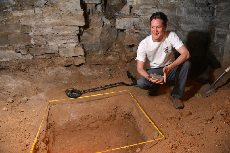New Lotz House summer tours include cellar dig for relics