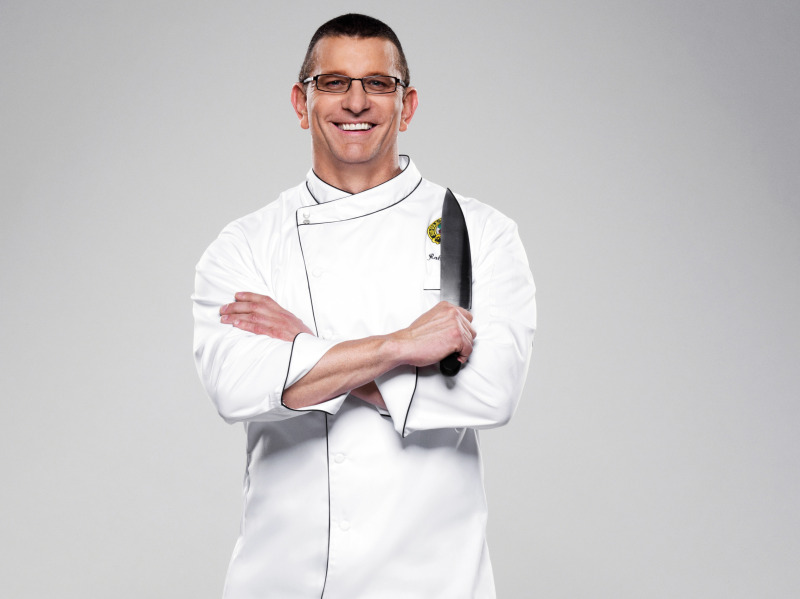 Restaurant Impossible Chef Will Sign Book On Eating For