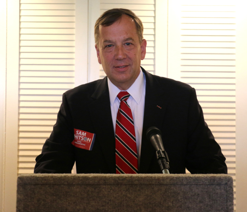 Poll conducted before AG report shows Whitson ahead of Durham