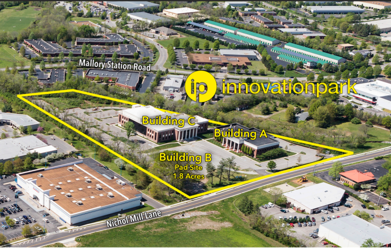 Newly rebranded Innovation Park to offer more space in Cool Springs market