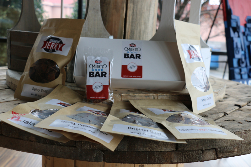 Southern Jerky Company offers authentic flavors in new Cool Springs shop