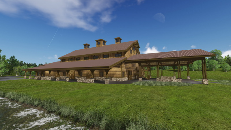 New retreat space opening this spring in Arrington