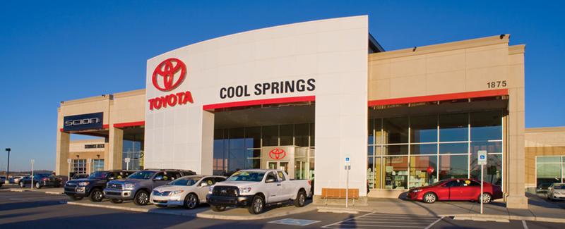 Toyota Scion of Cool Springs wins Edmunds.com Five Star Dealer award
