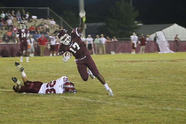 Raiders get first region win over Tullahoma