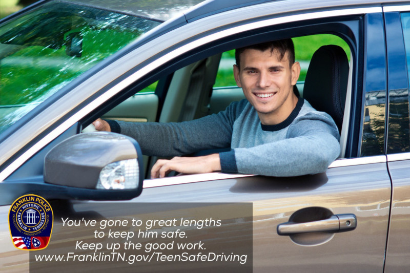 Free Teen Driving Class 112
