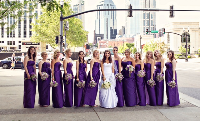 Grandfather Ernest Tubb influenced this Music City wedding