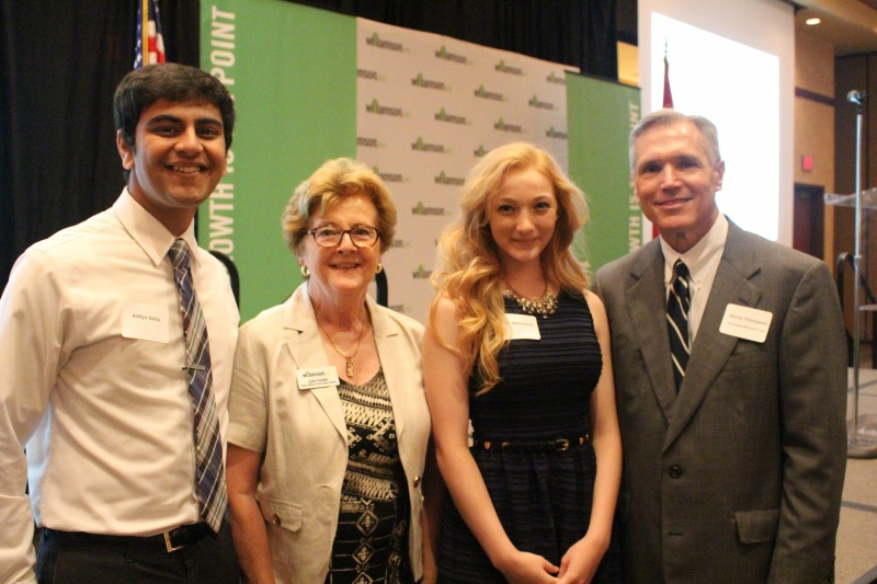Youth Leadership Brentwood announces scholarship recipients