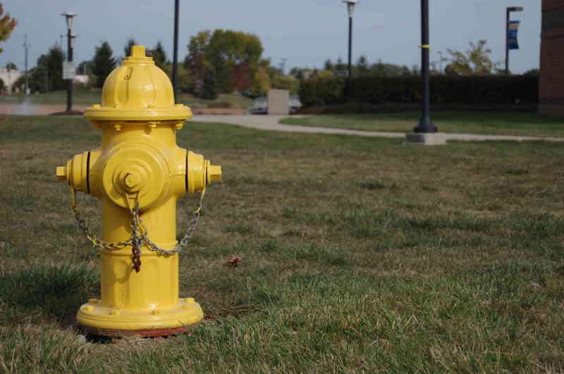 Fire hydrant cost estimate