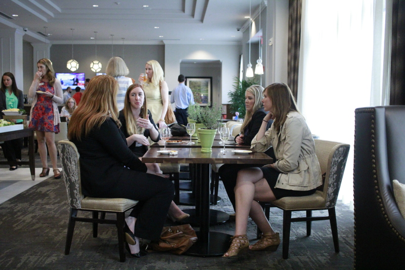 Hilton Garden Inn celebrates opening of historic home turned hotel
