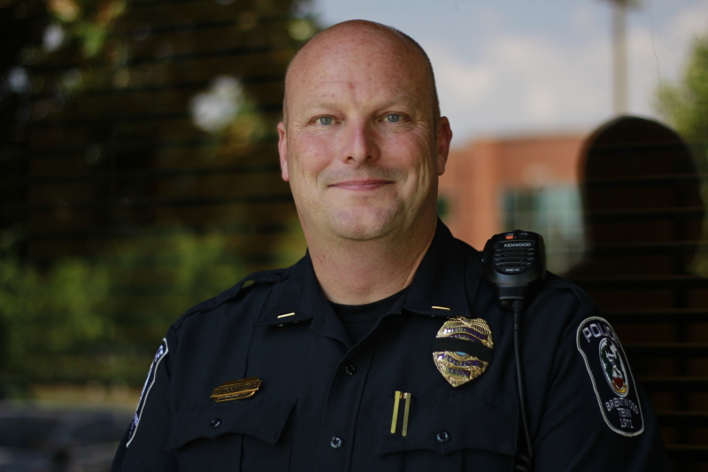 Get to know Brentwood's finest: Lieutenant Jeff Moorehead celebrating 17 years with department