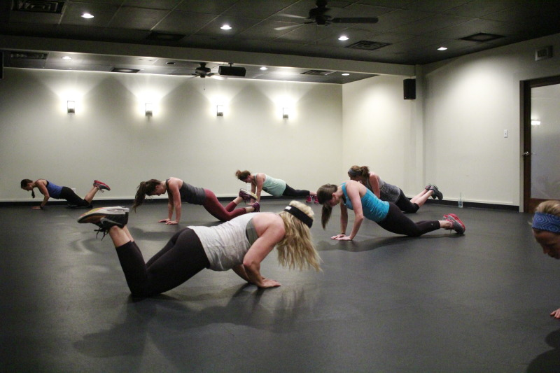 Beatboxfit offers an intense total-body workout in Brentwood