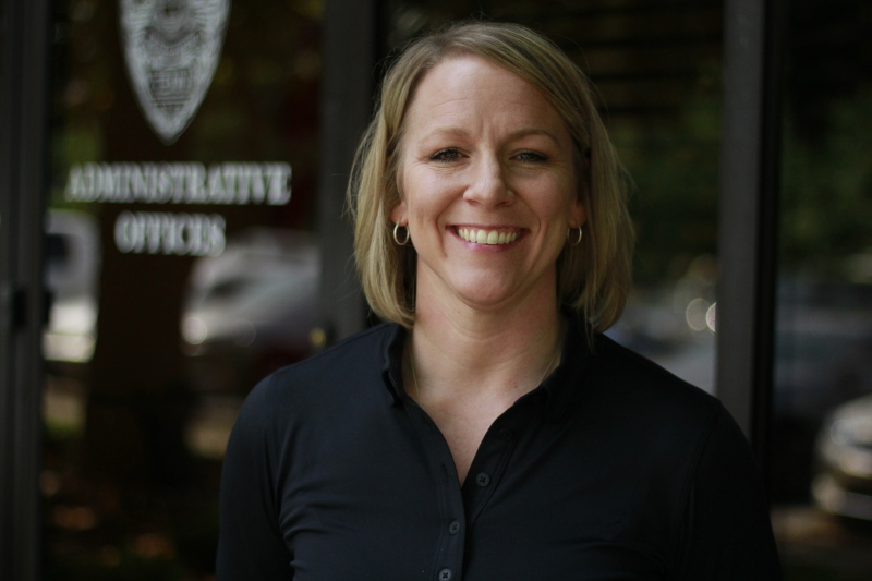 Meet Brentwood's first female Police detective