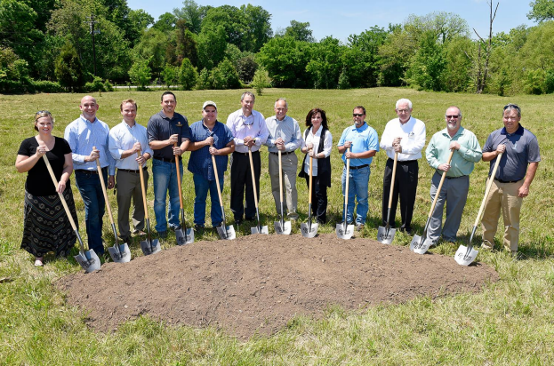 Ground broken for Graystone Quarry event venue in Thompson's Station