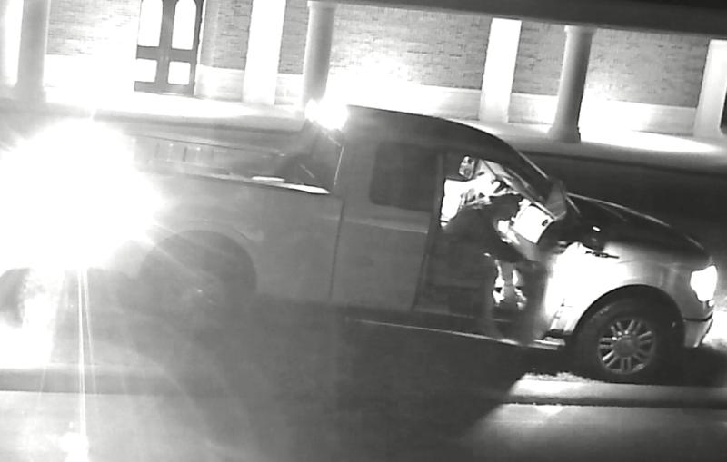 Video shows joyriders damaging BGA campus
