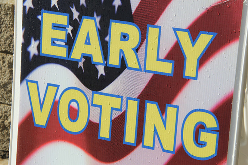 Early voting ends on Saturday in Aug. 4 election