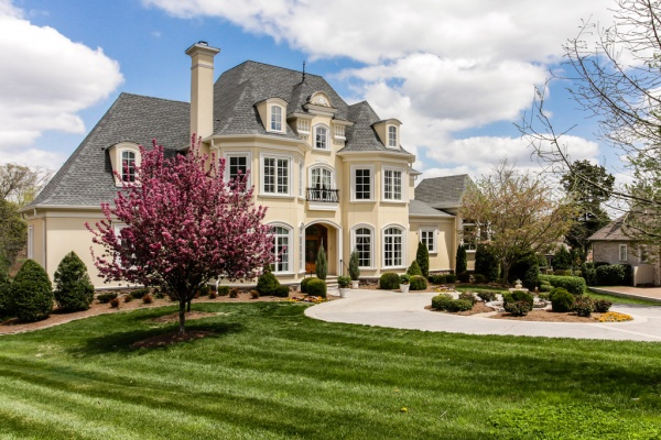 Exquisite French manor in Governors Club