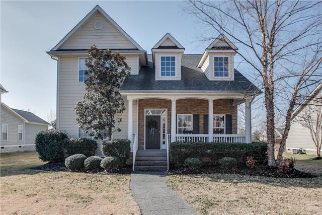SHOWCASE HOME: McKay's Mill home offers ideal location