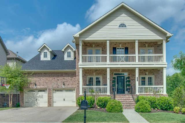 Highlands at Ladd Park home has space inside and out