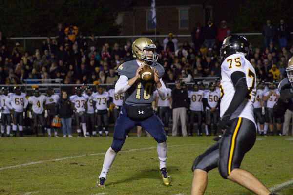 Independence handles Hendersonville