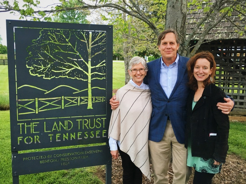 Leiper's Fork woman named second CEO of The Land Trust for Tennessee