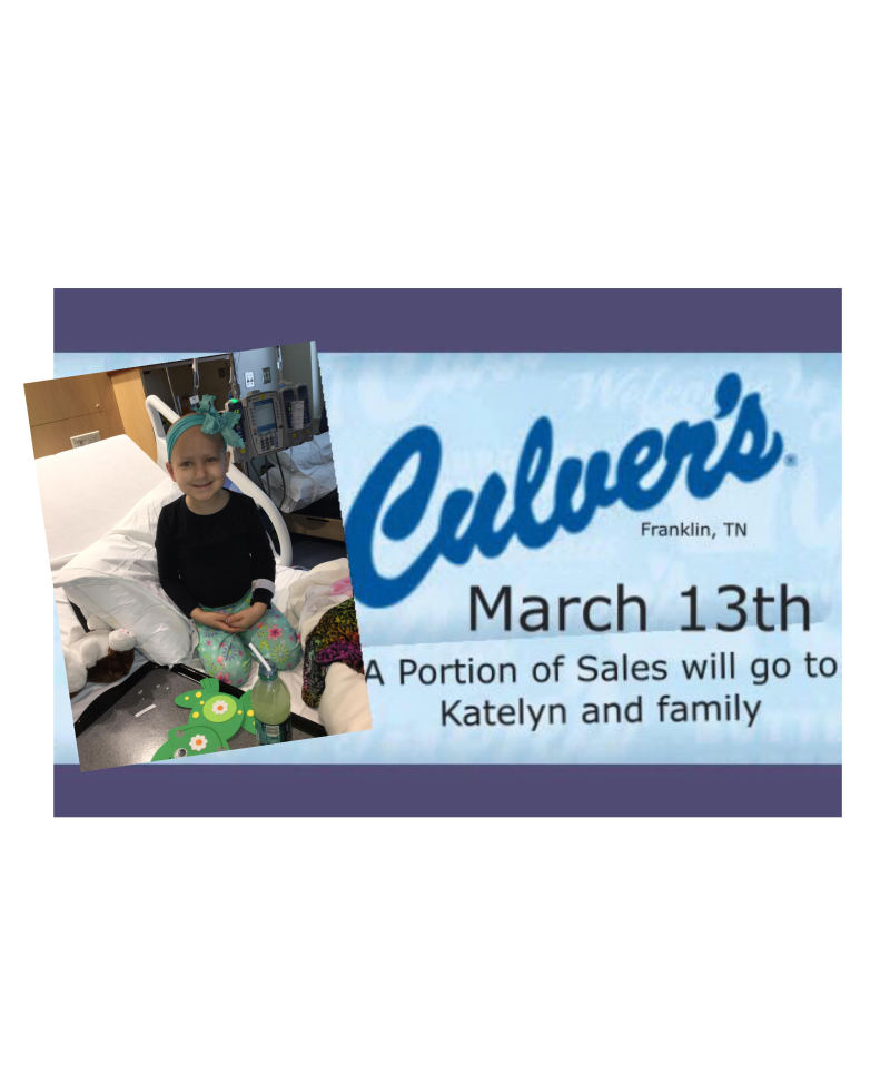Culver's celebrates 'Joy Week' with daily fundraisers for local families