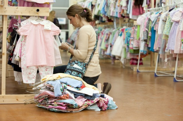Upscale children's consignment sale set for Mar. 16-18