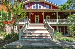 SHOWCASE HOME: Find a private, peaceful escape at 2024 Parker Hollow Road