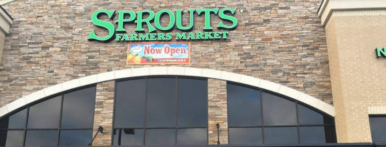 Sprouts Farmers Market is open in former Stein Mart space