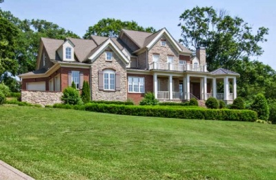 Thompson's Station estate offers convenient country living