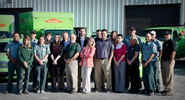 BUSINESS SPOTLIGHT: SERVPRO restores life to normal