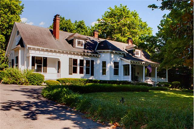 Charm and upgrades set this historic home apart