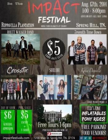 Impact Festival to bring positive music, showcase Rippavilla Plantation