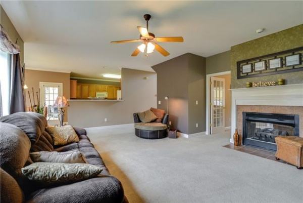 SHOWCASE HOME: Warm, inviting home in Brentwood Chase