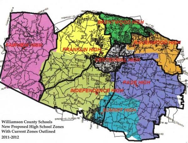WCS addresses rezoning notification questions