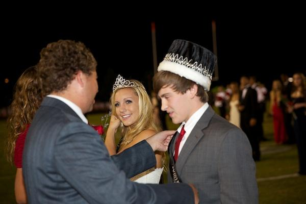 Raptors' royalty crowned during Homecoming festivities