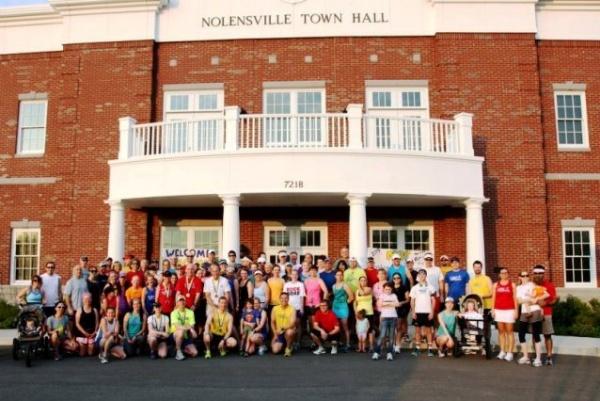 Running Club gets Nolensville up to speed