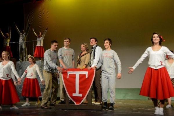 Ravenwood High presents 'GOOD NEWS!' starting Thursday