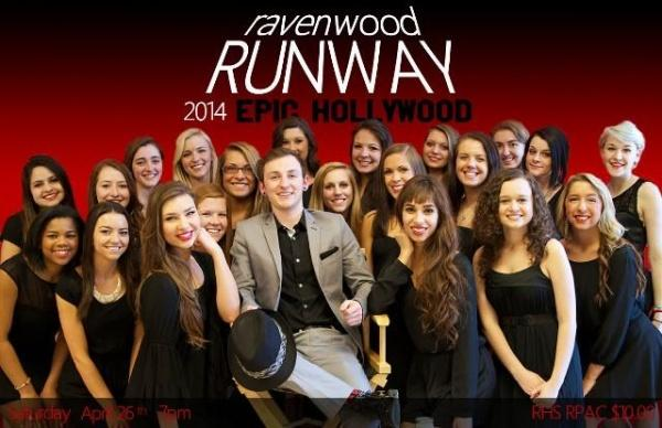 Ravenwood presents 'Epic Hollywood' runway show