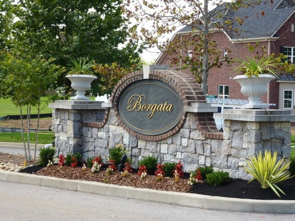 Stalled subdivisions like Borgata now booming