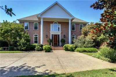 SHOWCASE HOME: Magnificent choice in McGavock Farms
