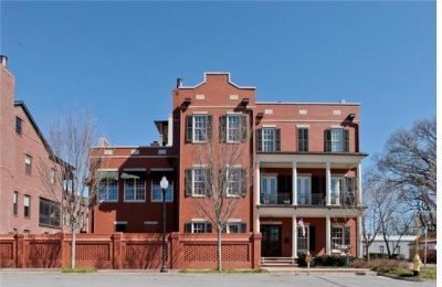 SHOWCASE HOME: Four-story Brownstone offers best of all worlds