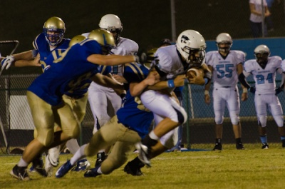 Centennial gives Brentwood a scare