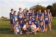 BGA wins middle school XC titles