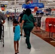 Walmart today executes the biggest single day private sector wage increase ever